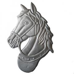 """Horse - 14 5/8"""" x 9 5/8"""" - ACHHEADL"""