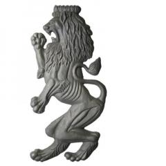 """Lion - 20 7/8"""" x 10"""" - ACLIONML"""