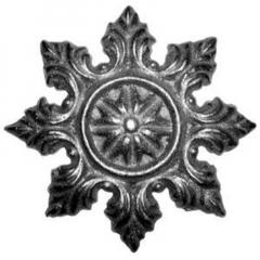 Cast Iron Rosettes SUI30-618
