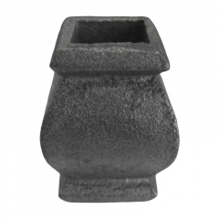 Cast Iron Collar for Square Material-8527- Various sizes