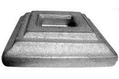 Cast Iron Cover Shoes - SUI30-500