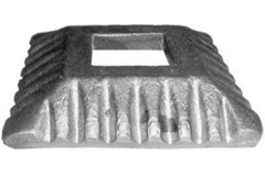 Cast Iron Cover Shoes - SUI30-510