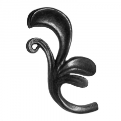Cast Steel Leaves & Ornaments 55-151