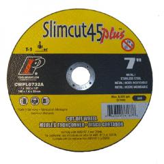 "Cut-Off Wheel - SlimcutPlus - 7"" - CO7YT-1"