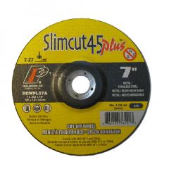 """Cut-Off Wheel - SlimcutPlus - T-27 - 7"""" - CO7YT-27"""