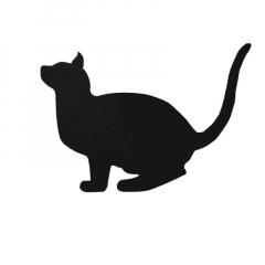 Cut Steel Cat