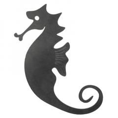 Cut Steel Seahorse
