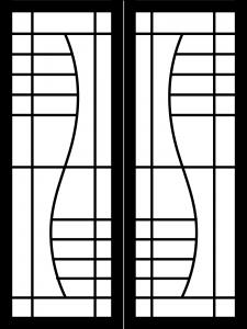 Steel Security Door - Custom_DDF_5.0_REG
