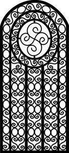Steel Security Door - Custom_DF_10.0M_REG