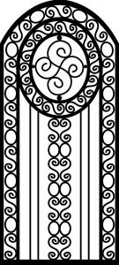 Steel Security Door - Custom_DF_10.0_REG