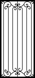 Steel Security Door - Custom_DF_1.0_REG
