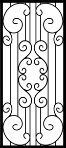 Steel Security Door - Custom_DF_2.0_REG