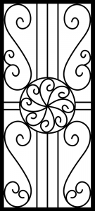 Steel Security Door - Custom_DF_7.0_REG