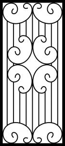 Steel Security Door - Custom_DF_9.0_REG