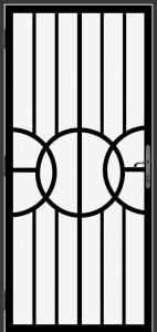Steel Security Screen Door- DFS_22.0_REG