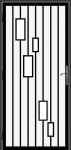 Steel Security Screen Door - DFS_27.0_REG