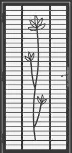 Steel Security Screen Door - DFS_31.0_REG