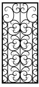 Steel Security Door - Custom_DF_15.0_REG