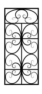 Steel Security Door - Custom_DF_16.0_REG