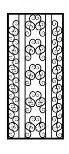 Steel Security Door - Custom_DF_17.0_REG