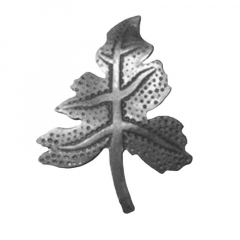 Forged Steel Leaves & Ornaments 56-950