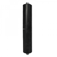 "Gate Hardware - Rubber Roller w/ Bolts - 12"" - RR12B"