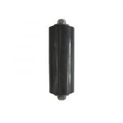 "Gate Hardware - Rubber Roller w/ Bolts - 6"" - RR6B"