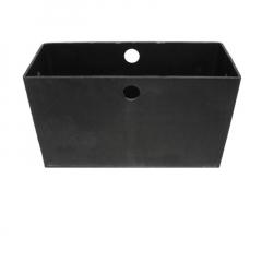 """Gate Hardware - V Wheel Box - 4"""" - VWBOX"""
