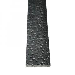 Textured Hammered Flat Bar - Light