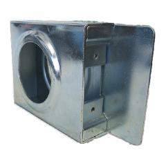 Lock Box - Single Slim Zinc - LBSSZ