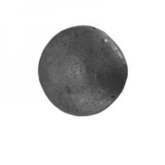 Round Aluminum Rustic Nails - ACRN