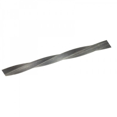 Twisted Square Bar Short Lengths