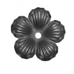 Stamped Steel 5 Petal Flower 56-154