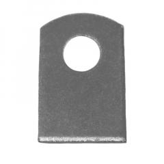 Installation Steel Tab (Zinc) Rust Resistant - RC2.18Z